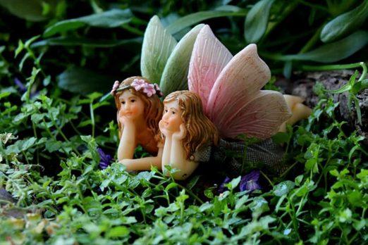 Daydreaming Fairies - Fairies For Fairy Garden