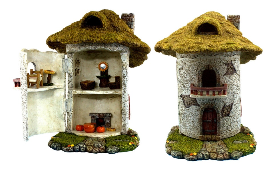 Fairy Farm House And Furniture Accessories