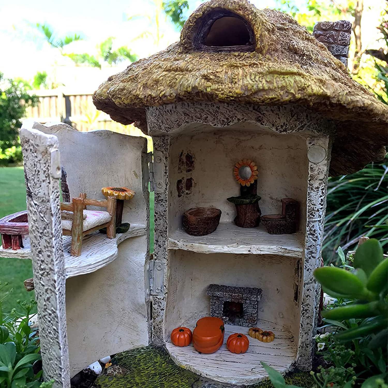 Fairy Farm House And Furniture