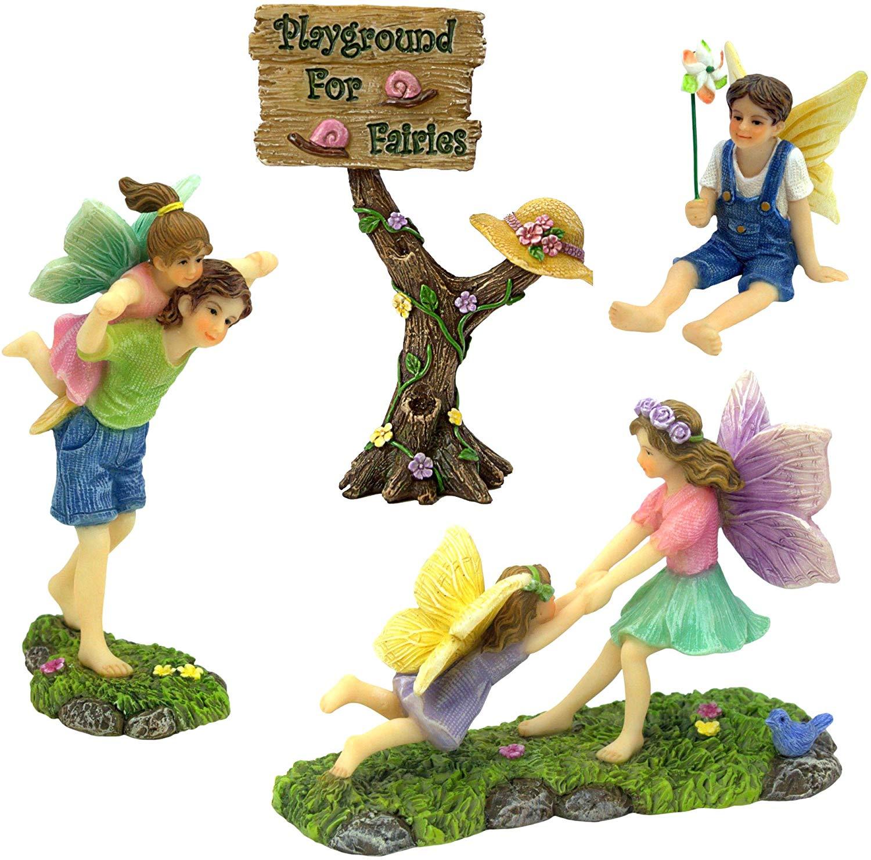 Fairy Playground Set