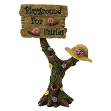 Fairy Playground Sign