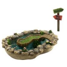Fairy Pond & Sign