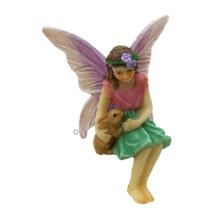 Fairy with Bunny