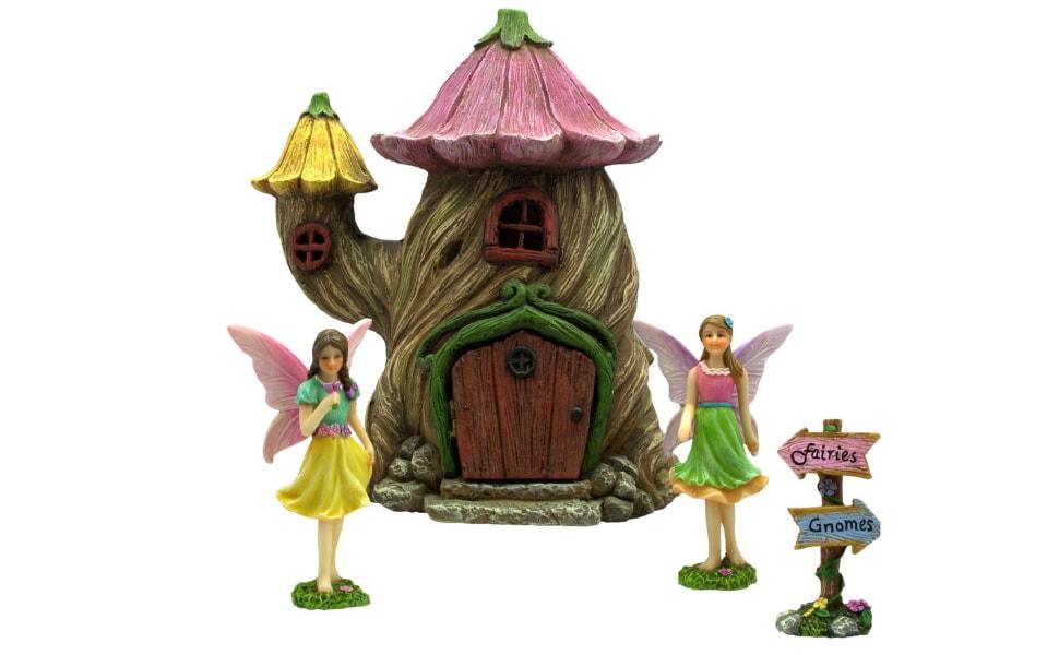 Flower Stump House