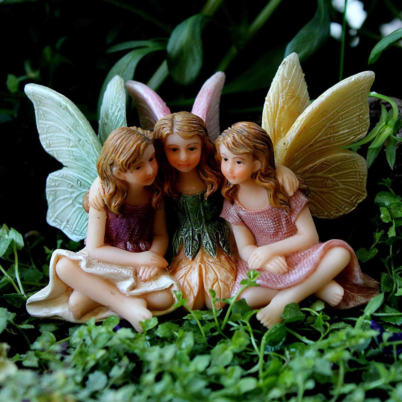 Forever Friends Fairies - Fairies For Fairy Garden