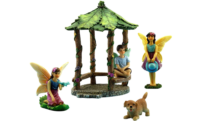Gazebo Fairy Garden Kit