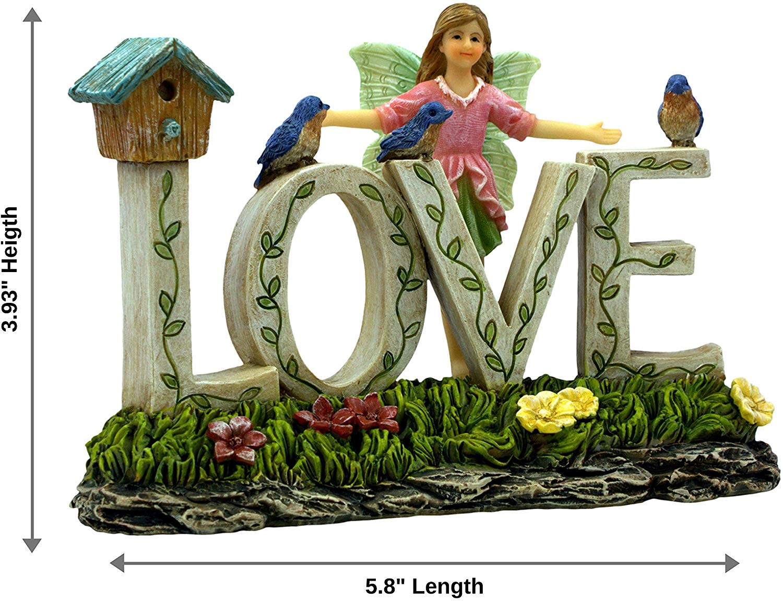 Love Fairy Ornament