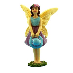 Miniature Fairy with Hat