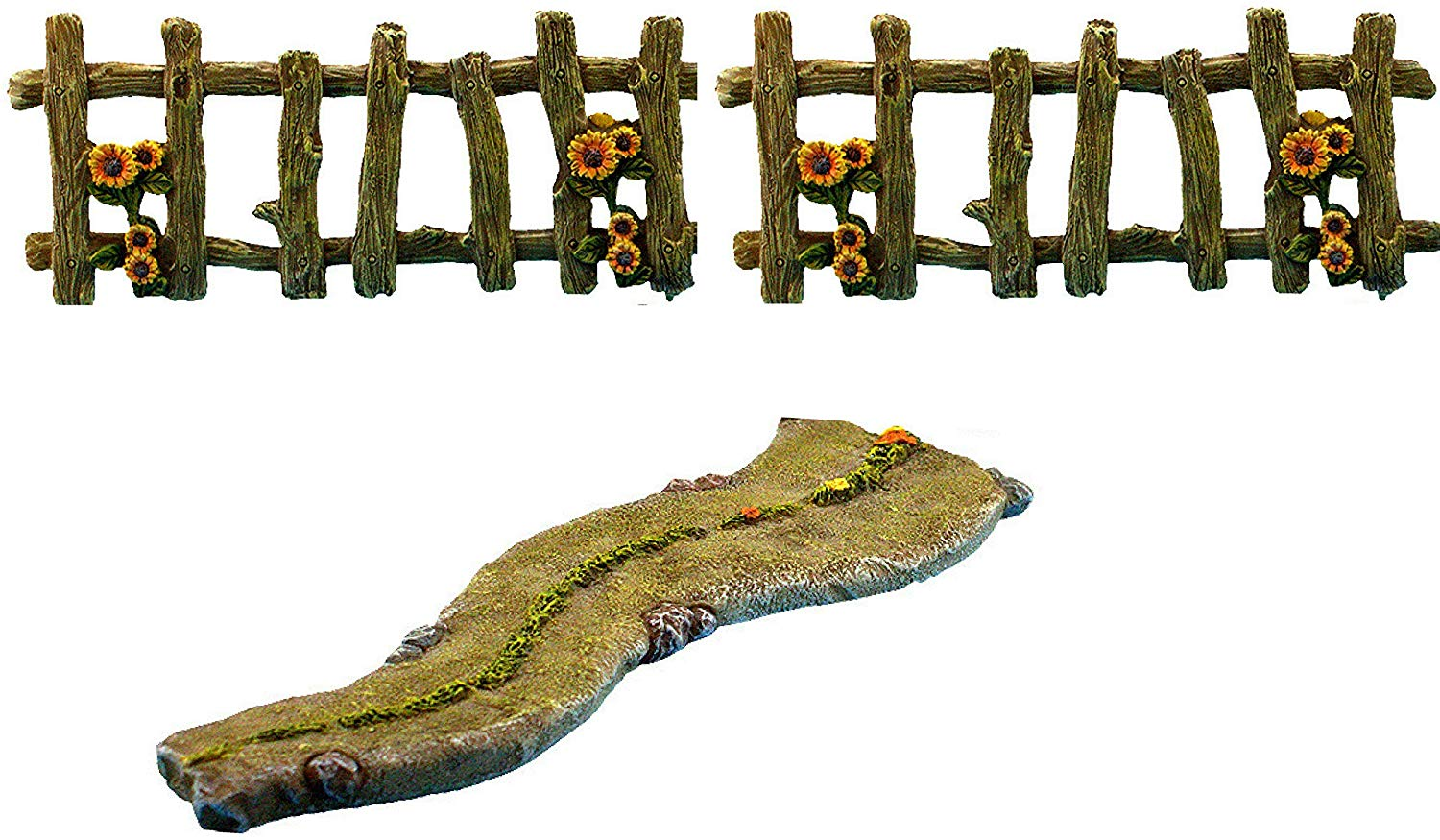 Miniature Walkway and Fences