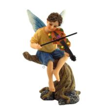 Musician Boy Fairy Noah - Fairies For Fairy Garden