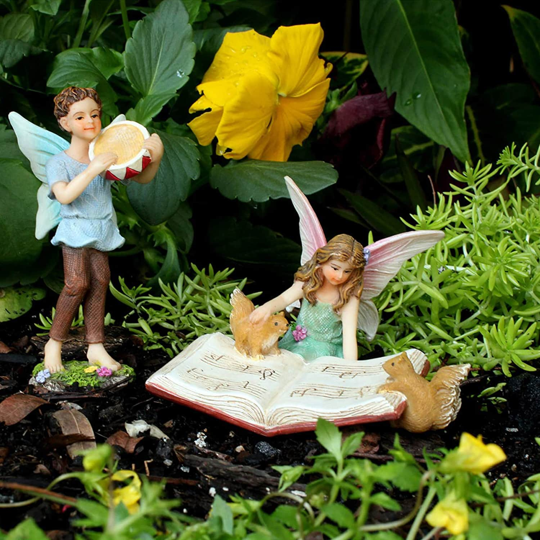 Musicians Fairies Set
