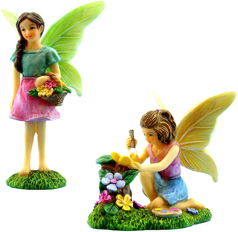 Painting Fairies Set