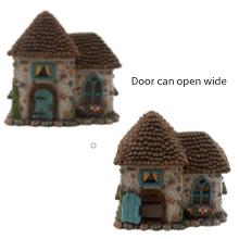 Pine Cone Fairy House