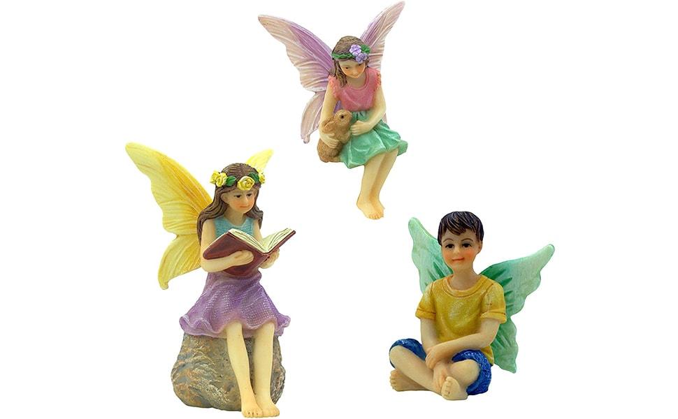forest fairies set