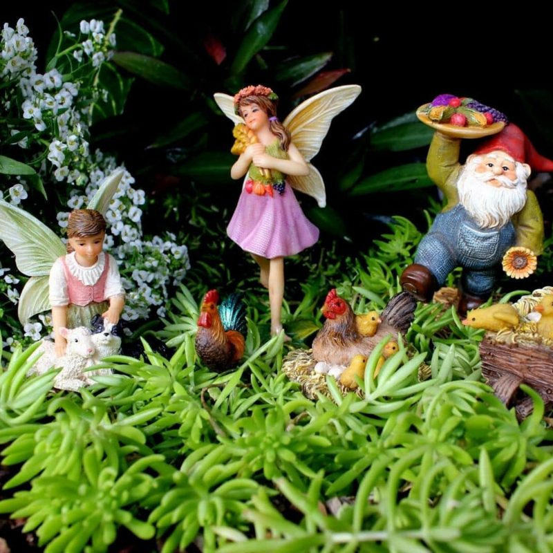 Fairy Garden Farm Fairies 1