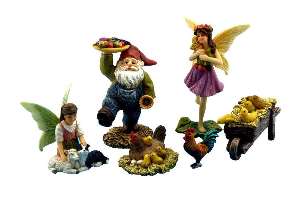 Fairy Garden Farm Fairies