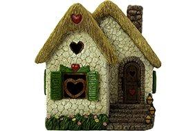 Enchanted House - Fairy Garden Houses Angle 1