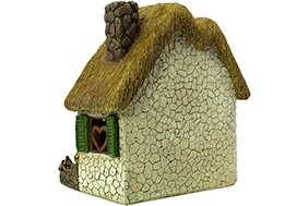 Enchanted House - Fairy Garden Houses Angle 2