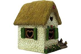 Enchanted House - Fairy Garden Houses Angle 4