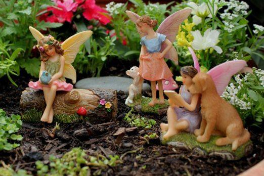 Fairies and Friends Set 1