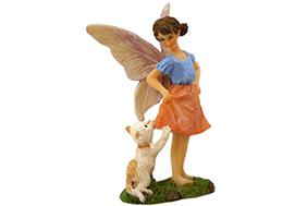 Fairy Ava & Cat