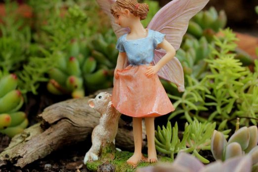 Fairy Ava and Cat 2