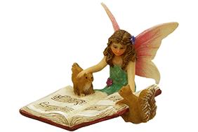 Fairy Bonnie & Musicbook