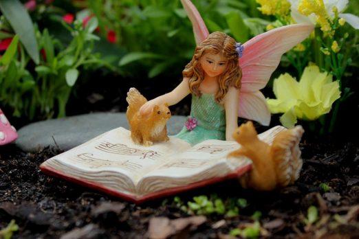 Fairy Bonnie and Musicbook 1
