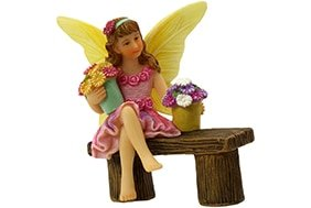 Fairy Isabella - Fairy Garden Accessories