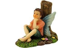 Fairy Jack - Fairy Garden Fairies Angle 2