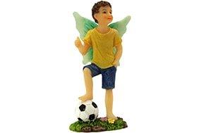 Fairy Josh - Fairy Garden Fairies Angle 1