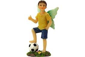Fairy Josh - Fairy Garden Fairies Angle 2
