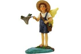 Fairy Logan - Fairy Garden Fairies Angle 1