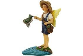 Fairy Logan - Fairy Garden Fairies Angle 2