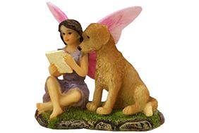 Fairy Sofia & Dog