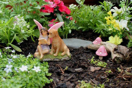 Fairy Sofia and Dog 1