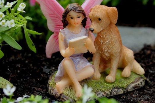 Fairy Sofia and Dog 2