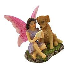 Fairy Sofia and Dog