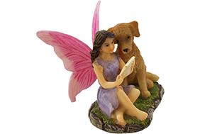 Fairy Sofia and Dog 3