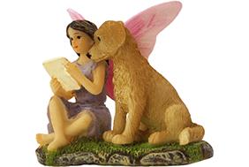 Fairy Sofia and Dog 4
