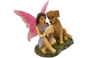 Fairy Sofia and Dog 5