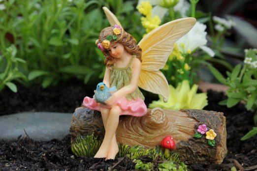 Fairy Vicky on Stump 1