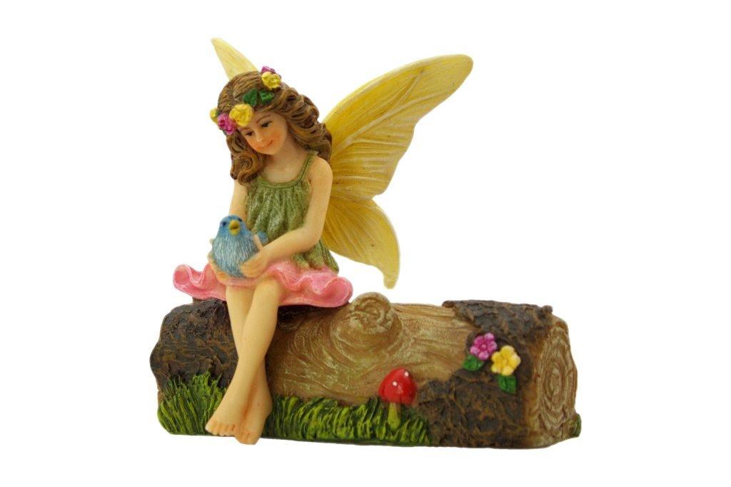 Fairy Vicky on Stump