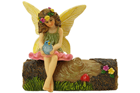 Fairy Vicky on Stump 2