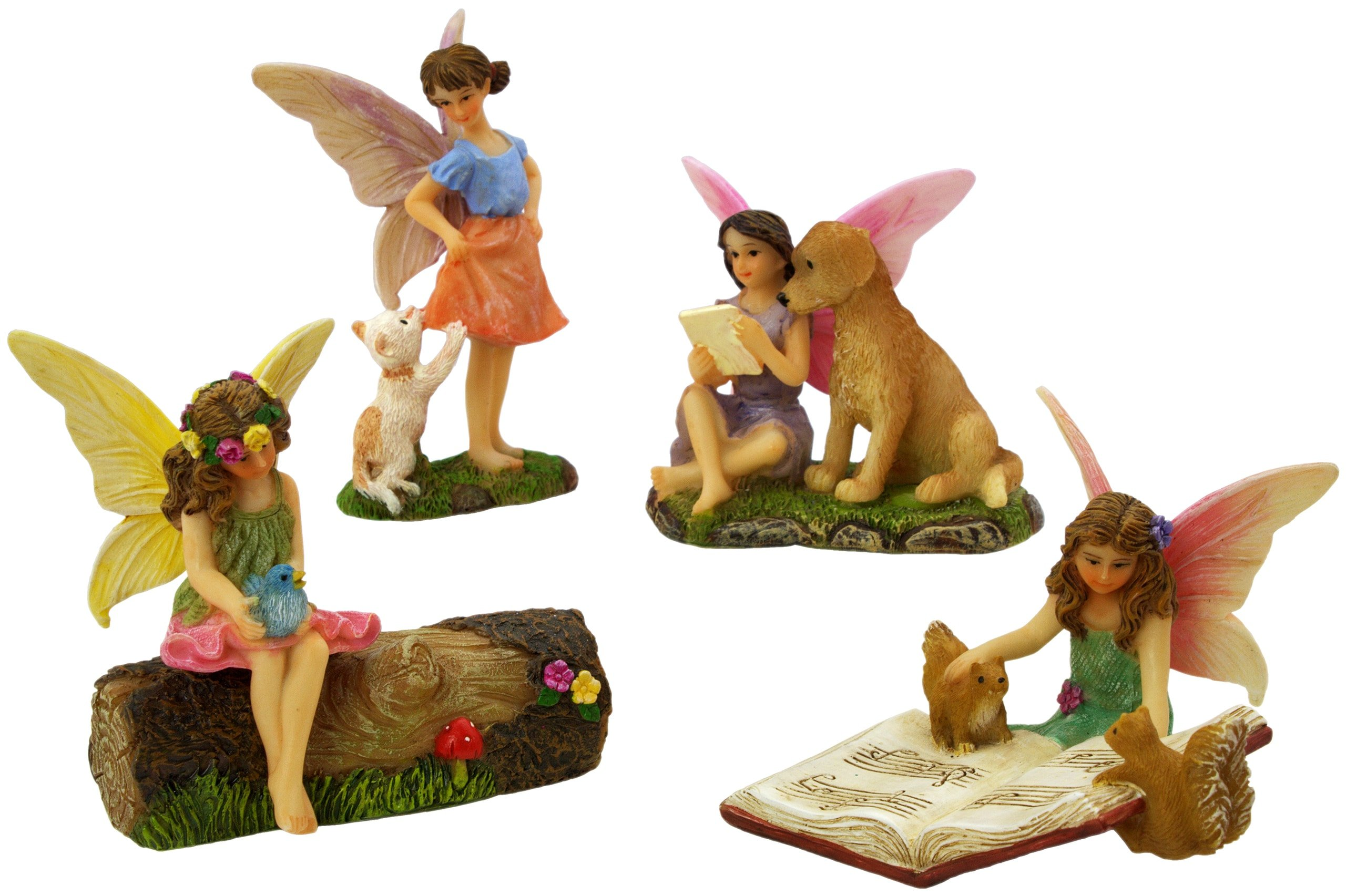 Fairy and Friends Set
