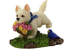 Puppy Charlie - Fairy Garden Accessories