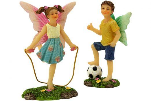 Active Fairies - Fairy Garden Fairies