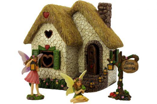 Enchanted House Set - Fairy Garden Houses