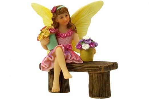Fairy Isabella - Fairy Garden Fairies