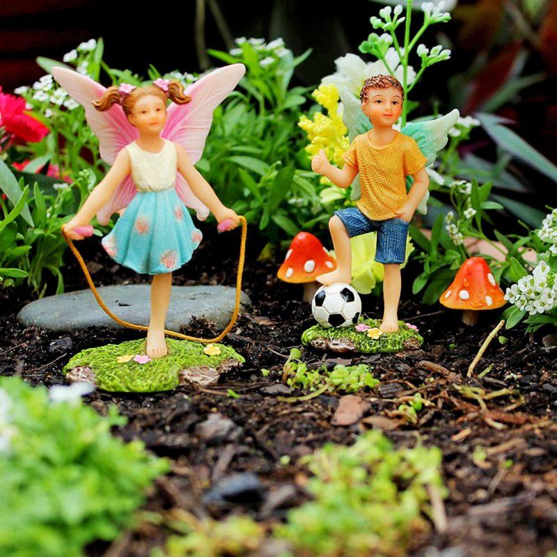 Active Fairies - Fairy Garden Fairies 4